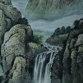 杜中良山水:群山万里