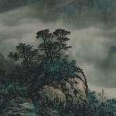 王信聪作品:湖山春色(003)