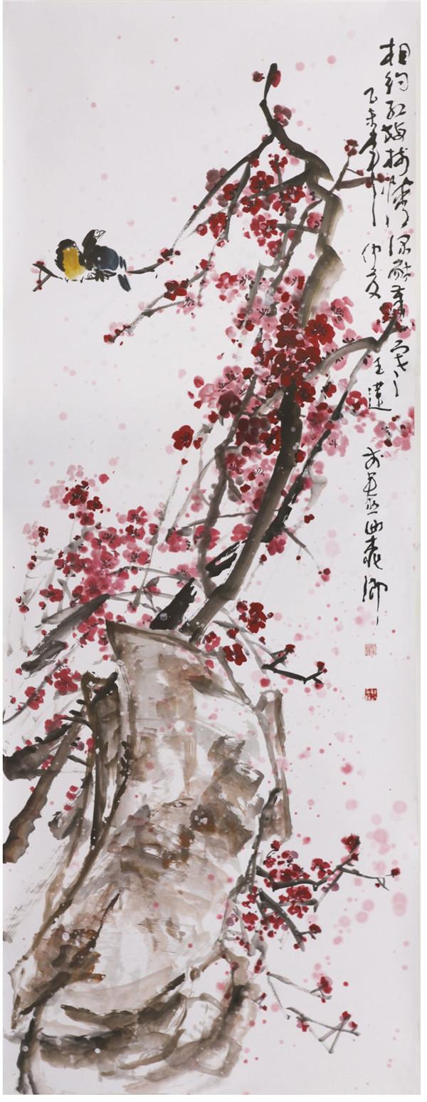 刘玉莲国画作品(三)
